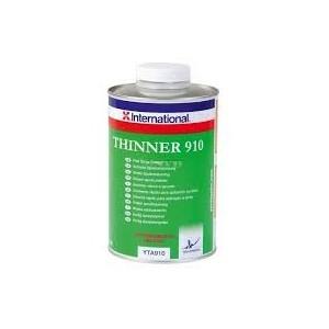 Thinner 910 : pour faciliter la pulvérisation lors de l'application au pistolet