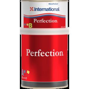 Perfection : laque pour bateau bi-composants au polyuréthane