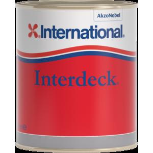 Interdeck : peinture antidérapante pour ponts de bateau
