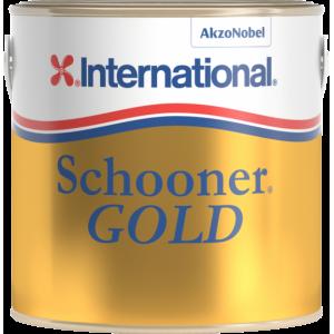 Schooner Gold : vernis marin très brillant avec technologie anti-UV haute durabilité