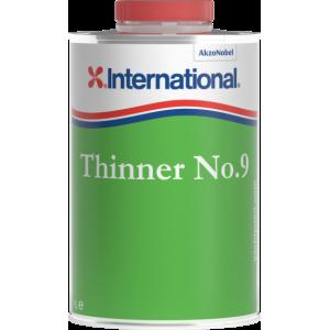 Thinner N°9 : diluant pour laques et vernis bi-composants
