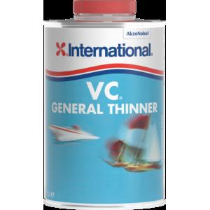 VC General Thinner : diluant spécial pour la gamme VC (VC17m, VC Offshore…)
