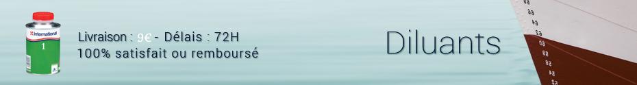 Promotion: Diluant marin livré dans les 72h, prix de la livraison à 9 euros !