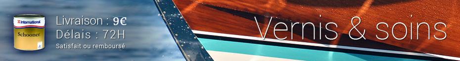 Promotion: Vernis marin & soins du bois livré sous 72h, livraison à 9 euros